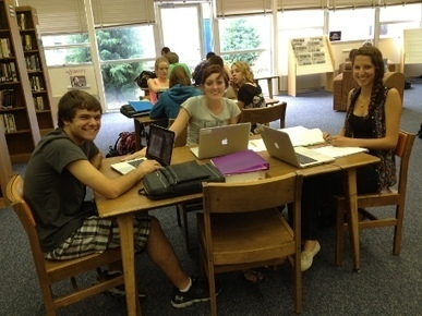 School Libraries: Collaborating for College Readiness | At Your Library | Library-related | Scoop.it