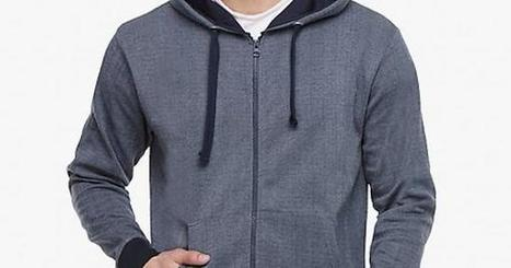 Zipper Hoodies India  in Online Clothes Shopping Sites  59ec868e3