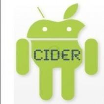 #Cider, un #OS mobile capable d'exécuter des apps #Android et #iOS | #Security #InfoSec #CyberSecurity #Sécurité #CyberSécurité #CyberDefence & #DevOps #DevSecOps | Scoop.it