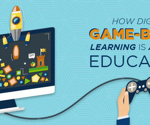 Leveling Up: How Digital Game-Based Learning Is Altering Education   JRD's educational gaming   Scoop.it