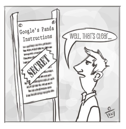 The COMPLETE Google Leaked Panda 4.1 Do & Don't List - Josh Bachynski | Digital Business | Scoop.it