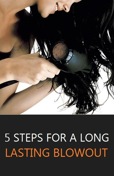 5 Steps for a Long Lasting Blowout | Backyard Gardening | Scoop.it