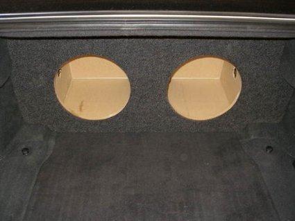 Reviews Zenclosures Acura TL Quo - Acura tl subwoofer enclosure