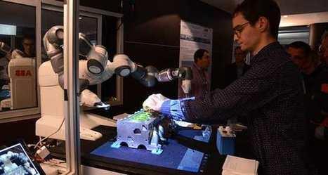 Comment PSA veut réinventer ses lignes d'assemblage | Des robots et des drones | Scoop.it