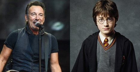 How to listen to Bruce Springsteen's Harry Potter song - Hypable | Bruce Springsteen | Scoop.it