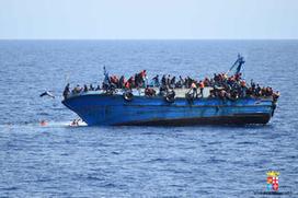13 000 personnes secourues en une semaine : l'Italie en situation de crise | Union Européenne, une construction dans la tourmente | Scoop.it