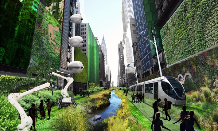 What Will Our Growing Megacities Really Look Like? | Megatrends | Scoop.it