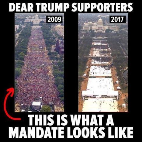 Funniest Donald Trump Inauguration Memes | Vloasis vlogging | Scoop.it