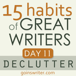 It's Time to Declutter Your Writing | Career Goals | Scoop.it
