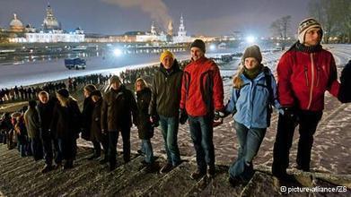 Dresde bloquea a los neonazis | Alemania | DW.DE | 13.02.2013 | Acorazado Topemkin | Scoop.it