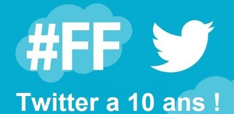 #FF est le Hashtag le plus populaire sur Twitter | Social Media, etc. | Scoop.it