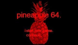 Une démo disponible pour Pineapple 64: un jeu en développement sur Virtual Boy | Vade RETROGames sans tanasse! | Scoop.it