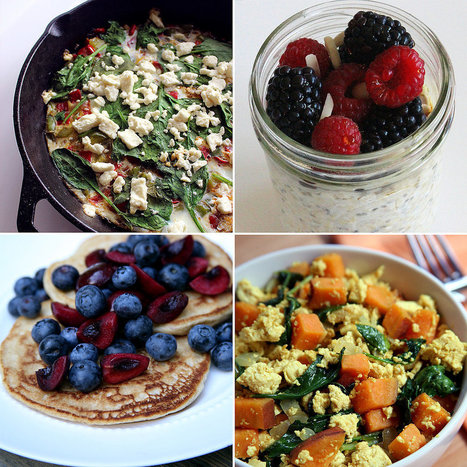 Breakfast For Dinner: The Meal So Nice, You'll Eat It Twice | Healthy Living Lifestyle | Scoop.it
