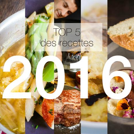 Top 5 des recettes de l'Aveyron en 2016 - Déguster l'Aveyron | L'info tourisme en Aveyron | Scoop.it