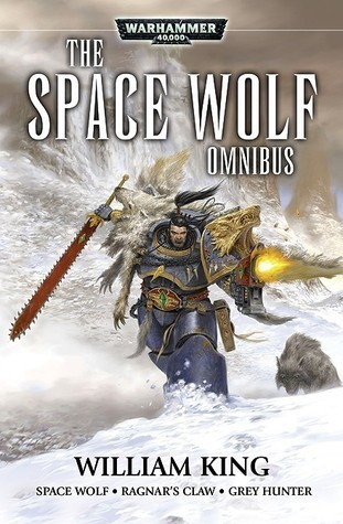 Read Online Space Wolf The First Omnibus By