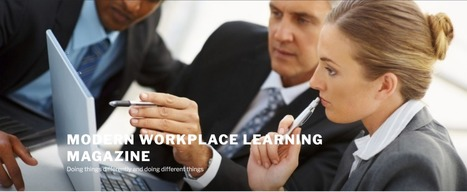 Modern Workplace Learning Magazine is launched | e-learning-ukr | Scoop.it