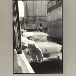 "Robert Frank's ""From the Bus"" (1958) 