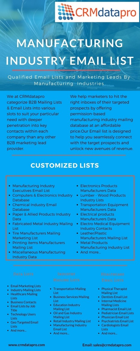 email marketing list' in Business | Scoop it