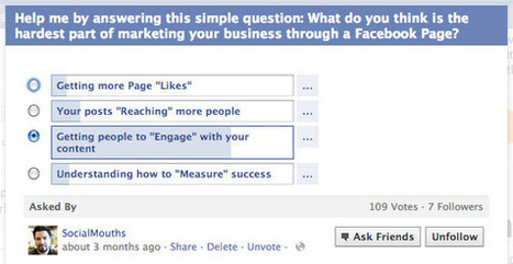 Simple Tricks To Improve Your Facebook Engagement [Infographic] — socialmouths | Social Buzz | Scoop.it