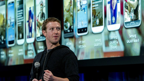 Zuckerberg Bonded With WhatsApp CEO Over Coffee and Dinners | Success | Scoop.it