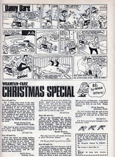 "Christmas comics: WHAM! (1967) | Jack ""King"" Kirby | Scoop.it"