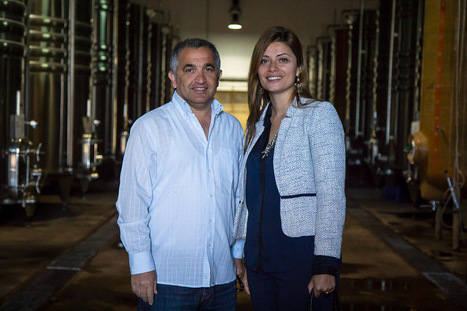 Winemaking in Egypt at El Gouna's winery | Le Vin Parfait | Scoop.it