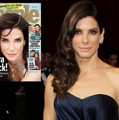 #People: Sandra Bullock élue femme la plus belle du monde ! - Cotentin webradio actu buzz jeux video musique electro  webradio en live ! | cotentin webradio Buzz,peoples,news ! | Scoop.it