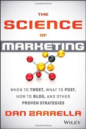 [Infographic] 5 Scientifically Proven Ways to Get More Followers | Dan Zarrella | Nonprofits & Social Media | Scoop.it