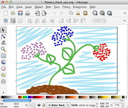WaterColorBot Software and Documentation | Evil Mad Scientist Laboratories | Makers | Scoop.it