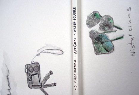 Viarco ArtGraf artist pencils   pencil talk   stationery   Scoop.it