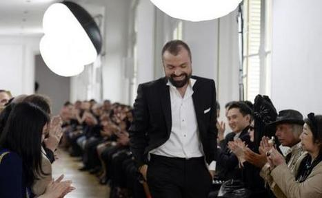 Fashion Week: «Au Paradis» avec le couturier Julien Fournié   FashionLab   Scoop.it