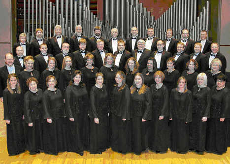 Topeka Festival Singers to celebrate America   OffStage   Scoop.it