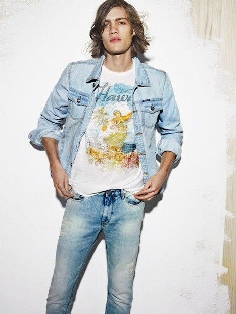 Pull & Bear Mens Lookbook Summer 2013- The Desire for Summer & Beach ~ Men Chic- Men's Fashion and Lifestyle Online Magazine | Men's Fashion Trends | Scoop.it