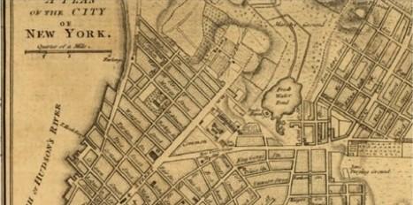 Comment Sandy révèle les anciens contours de Manhattan | Urbanisme | Scoop.it