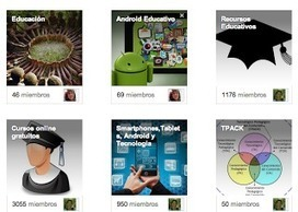 Comunidades, un nuevo servicio de Google   Experiencias educativas en las aulas del siglo XXI   Scoop.it