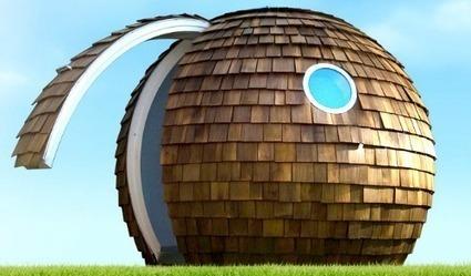 Télétravaillez dans Archipod, une bulle dans votre jardin | La Cantine Toulouse | Scoop.it