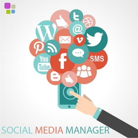¿Qué es un Social Media Manager? | Social Media e Innovación Tecnológica | Scoop.it