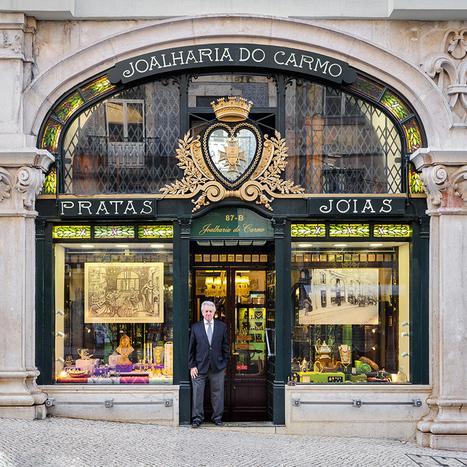 Lisbon's unique Storefronts. | Lisbon Lifestyle | Scoop.it