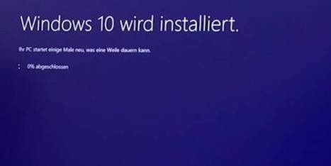 Windows 10: Saubere Neuinstallation - so geht´s | #CleanInstall  | Free Tutorials in EN, FR, DE | Scoop.it