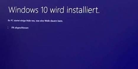 Windows 10: Saubere Neuinstallation - so geht´s | #CleanInstall | Free Tutorials in EN, FR, DE | Scoop.it