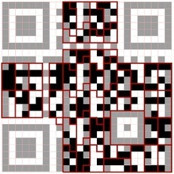 L'encodage d'un QR code expliqué dans les moindres détails | QR code news | Scoop.it