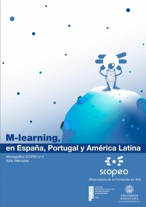 M-learning en España, Portugal y América Latina   m-learning   Scoop.it