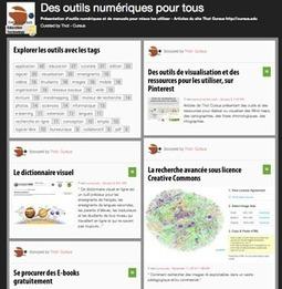 La curation de contenu, de quoi s'agit-il ? | Education & Numérique | Scoop.it