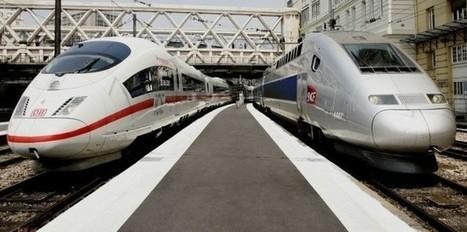 TGV: le même billet Paris-Munich 2 fois moins cher en Allemagne | Allemagne tourisme et culture | Scoop.it