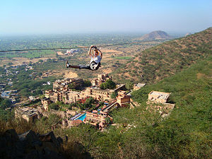 Do you want to make your first Zipline Tour in India most thrilling, adventurous and memorable ...?? | Most Adventurous Aerial tour in India with Flying Fox | Scoop.it