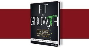 Fit for Growth | A guide to strategic cost cutting, restructuring, and renewal | Designing  service | Scoop.it