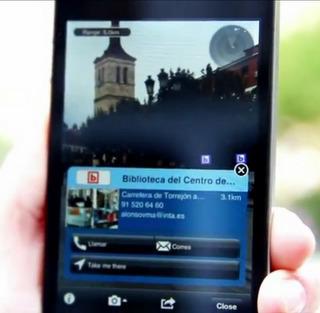 El Ministerio de Cultura presenta una aplicación móvil de realidad aumentada para localizar bibliotecas públicas « Actualidad Editorial | Realidad aumentada | Scoop.it