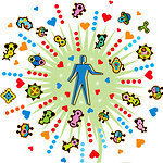 Studies of Human Microbiome Yield New Insights   On Being Human   Scoop.it