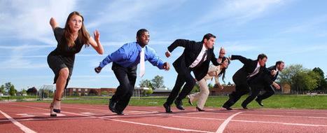 Focus sur le sport au travail - blog DRH   #SimpleCRM   Scoop.it