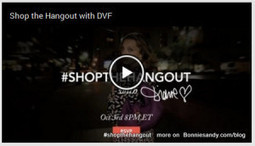 #ShoptheHangout @Google & @CFDA sells DVF October 3rd - #fashiontech @Fashioncamp - the future is here #badasse3 | Black Fashion Designers | Scoop.it